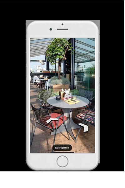 Google Streetview Trusted Fotograf aus Hamburg auch auf dem Smartphone